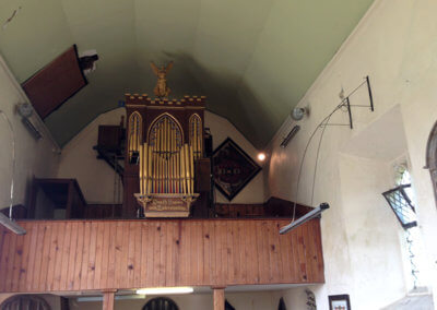 Herringfleet Church Internal