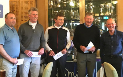 Boggis Electrical Charity Golf Day 2019